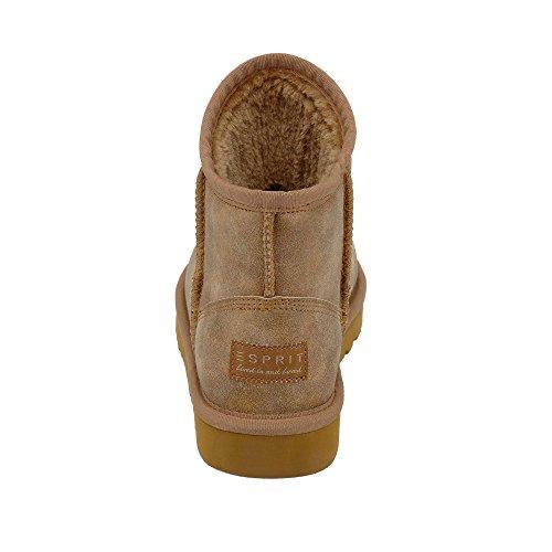 087ek1w039 ESPRIT Women's ESPRIT Cognac Women's Boots qO6tO7Uw