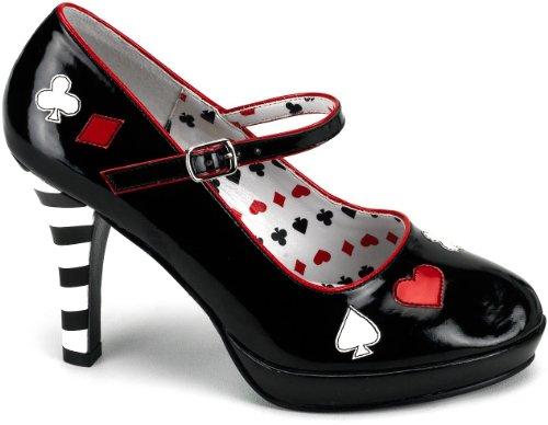 Usa 57 Pleaser Contessa Multicolore Shoes B8Txqd8aw
