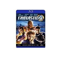 Fantastic Four [Blu-ray] (2006)