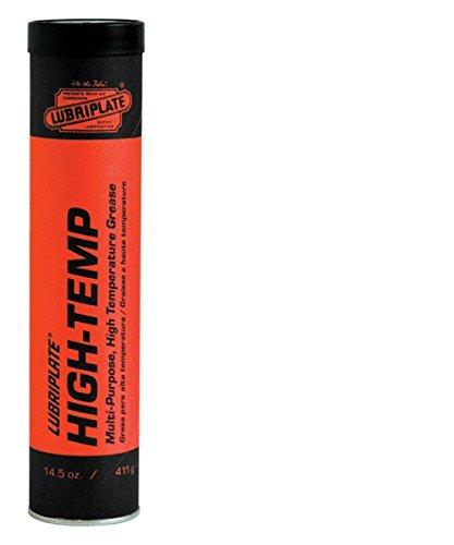 Lubriplate High Temp, L0161-098, Bentone Type Grease, Ctn 40/14.5 Oz Cart. by Lubriplate