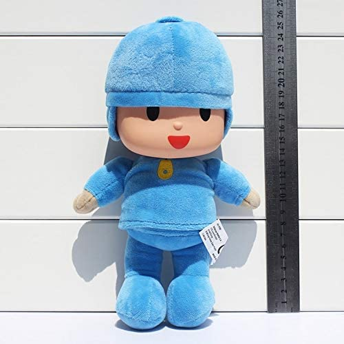 LindaQ 10inch / 25cm Pocoyo Plush Pocoyo Soft Plush Stuffed Figure ...