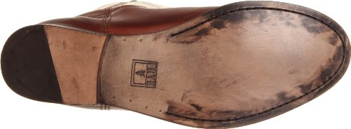 Frye Melissa Button Ladies Us 7 Stivali Al Ginocchio Moda Marrone