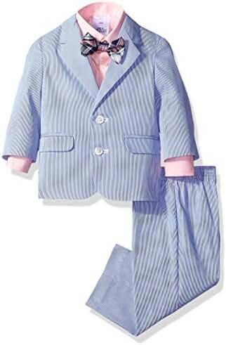 Nautica Baby Boys' Pincord Suit Set