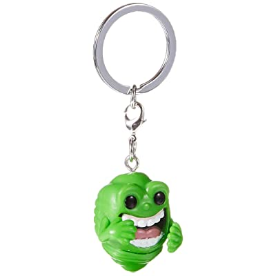 Funko Pop! Keychains: Ghostbusters - Slimer: Toys & Games