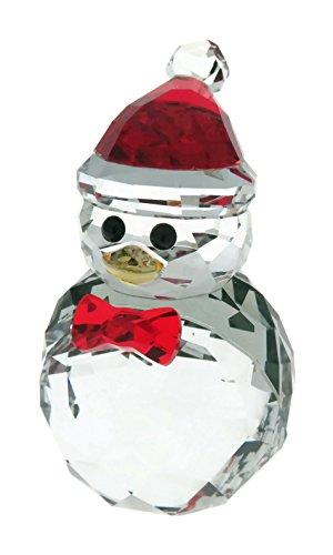 Penguin Glass Figurine (Swarovski Rocking Penquin Figurine)