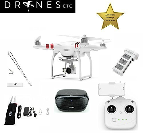Phantom 3 Standard Quadcopter Drone with 2.7k HD Video