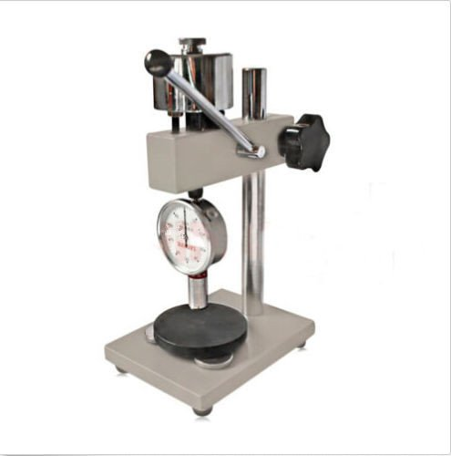 HLX-AC Test Stand With LX-C Hardness Tester for Shore A a...