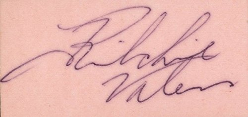 Ritchie Valens – Signature