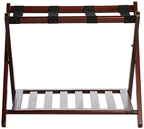 Casual Home Luggage Rack with Shelf by Casual Home (Image #3)