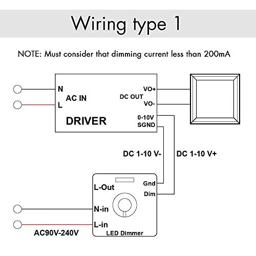 on 0 10 v led dimmer switch wiring diagrams