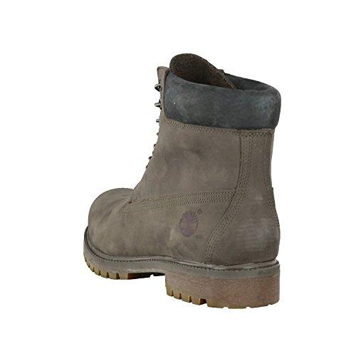 6 in Premium Timberland Stivali Cachi C10073 6vnPwx