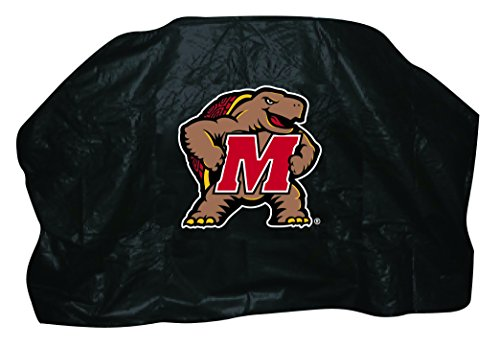 NCAA Maryland Terps 68-Inch Grill Cover (Ncaa Grill Covers)
