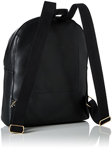 PIECES Pcnuna Backpack - Borse a zainetto Donna, Schwarz (Black), 15x38x30 cm (B x H T)
