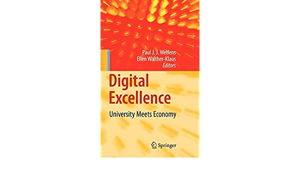 Digital Excellence: University Meets Economy