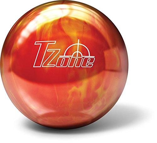 Boule de bowling de bowling Brunswick Zone T Cosmic–Hot Lava