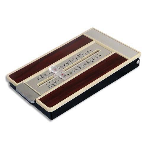 Pavo - Agenda de contactos telefónicos, color marrón (7 x 10 ...