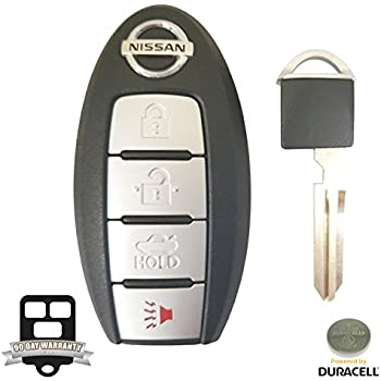 Amazon Com New 4 Button Nissan Altima Maxima Smart