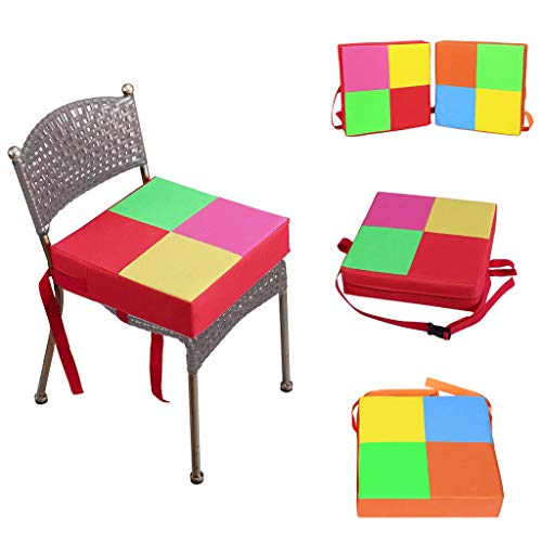 Voberry- 2 Pack Colorful Chair Increasing Cushion - Baby Tod