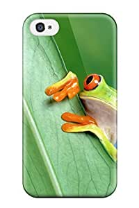 New Arrival Premium 4/4s Case Cover For Iphone (frog)