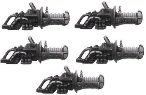 Maxmini 28mm scale conversion bits Tesla Cannon (5