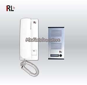Telefonillo interfono, portero automático, intercomunicador para la casa