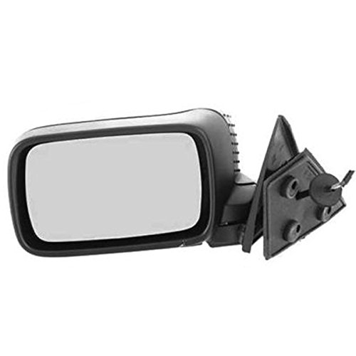 Koolzap For 92-99 3-Series Coupe/Convertible Power Non-Heat Folding Mirror Left Driver - 318i Bmw Folding Mirror