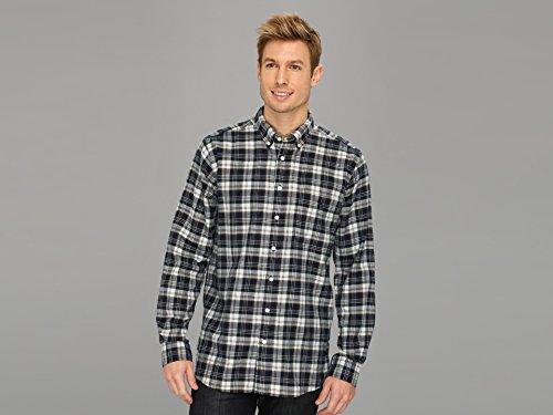 Rodd & Gunn Men's Classic Fit Haylocks Shirt Midnight Button-up Shirt MD