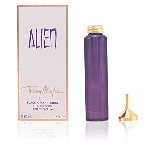 Alien By Thierry Mugler For Women. Eau De Parfum Refill 2-Ounces