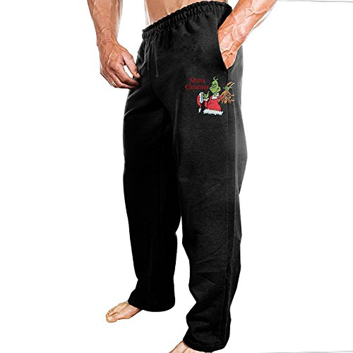 How The Grinch Stole Christmas Classic Lounge Pajama Pants For Men's ()