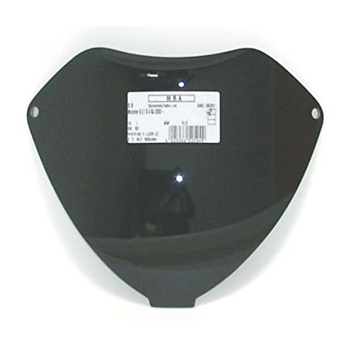 Windshield Spoilerscreen Mra (MRA SpoilerScreen Windshield for Ducati Monster S2, S2R, S4, & S4R, '00- (CLEAR))