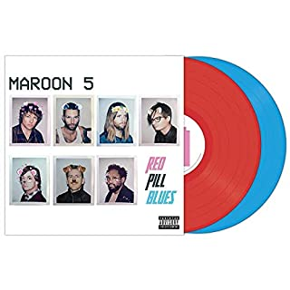 Red Pill Blues [Red/Blue] [2 LP]