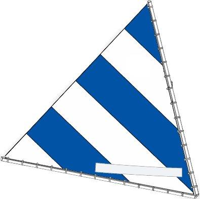Sunfish Direct Sunfish Sail (Blue/White)
