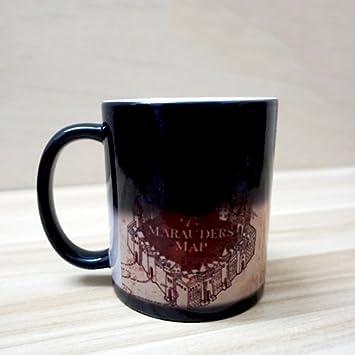 Reanimation À De Couleur Changement Du Maraudeur Potter Harry Carte zpGqSMVU