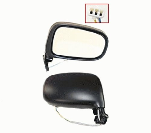 - Discount Starter and Alternator 4048PR Toyota Previa Passenger Side Replacement Mirror Power Non-Heated Manual Folding