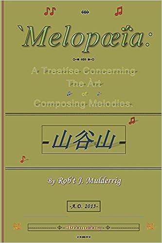 Descargar Libros De (text)o Melopoeia: A Treatise Concerning The Art Of Composing Melodies. Epub Gratis