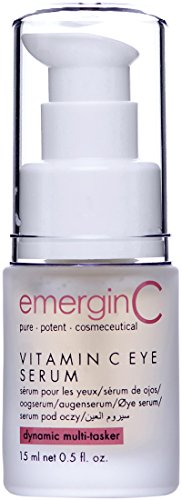 emerginC - Vitamin C Eye Serum 12% to Target the Appearance of Fine Lines, Puffiness + Pigmentation (0.5oz /15ml)