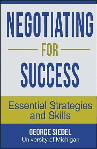 Ведение переговоров для успеха