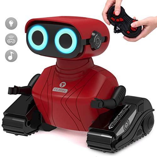 GILOBABY RC Robot Car, Remote Control Robot with Shine Eyes, Dance Moves, Christmas Gift for kids Boys Girls Age 3+ reviews