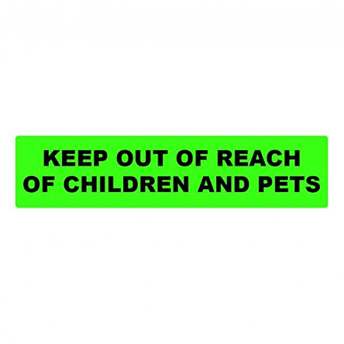 Keep Out of Reach of Children an...