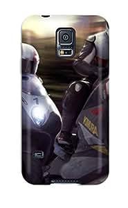 lintao diy Galaxy Cover Case - Moto Gp 3 Protective Case Compatibel With Galaxy S5