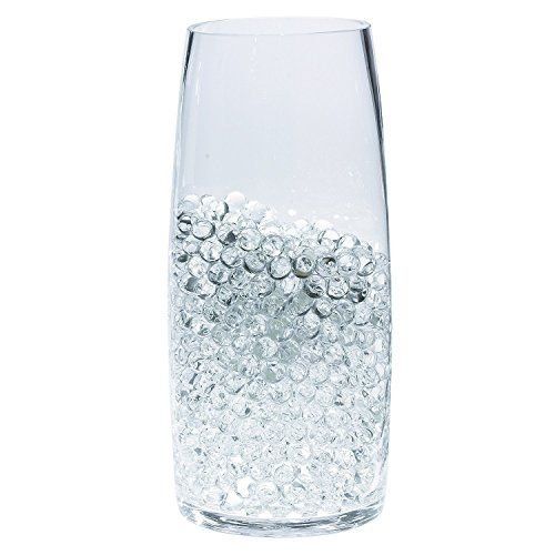 1 Pound Bag of Water Beads - Clear (Floral Beads)
