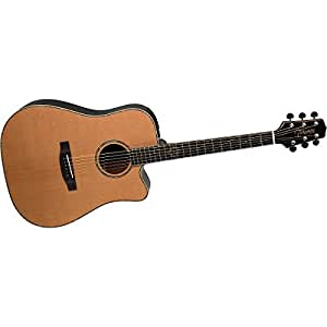 takamine g series eg363sc dreadnought acoustic electric guitar natural musical. Black Bedroom Furniture Sets. Home Design Ideas