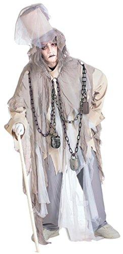 Jacob Marley Adult Costume - Standard