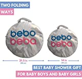 Baby Safety Pop up Crib Tent | Premium Crib Net to