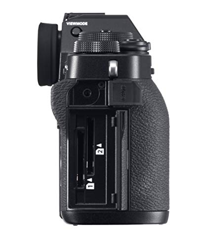 "Fujifilm X-T3 26.1 MP Mirrorless Camera Body (APS-C X-Trans CMOS 4 Sensor, X-Processor 4, EVF, 3"" Tilt Touchscreen, Fast & Accurate AF, Face/Eye AF, 4K/60P Video, Film Simulation Mode) - Black 5"