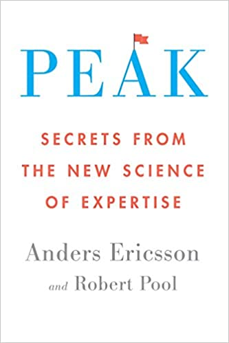 Download PDF Peak - Secrets from the New Science of Expertise