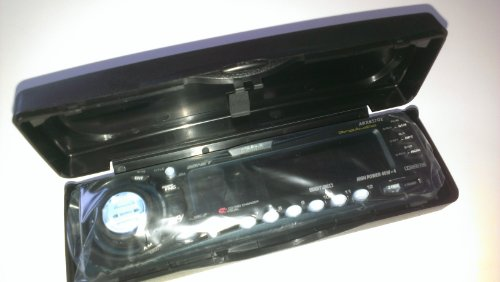 - Clarion DCP-319 Faceplate Assembly For ARX6570Z With Carrying Case