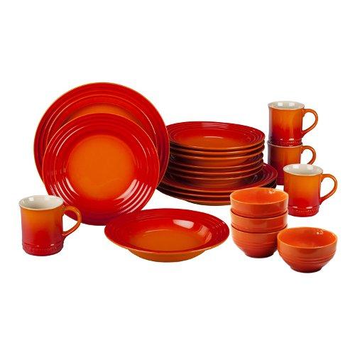 le-creuset-flame-stoneware-16-piece-dinnerware-set-plus-4-cereal-bowls