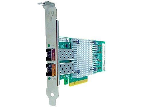 10Gbs Dual Port Sfp+ Pcie X8 Nic Card-652503-B21-AX