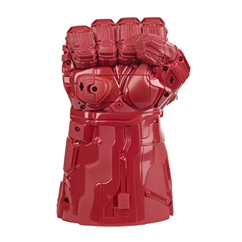 41YsubMhOGL - Avengers Marvel Endgame Red Infinity Gauntlet Electronic Fist Roleplay Toy with Lights and Sounds for Kids Ages 5 and Up